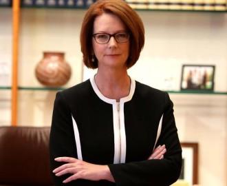 Julia Gillard - Taking on her detractors, and winning gracefully