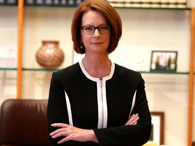 Julia Gillard - Taking on her detractors, and winning gracefully