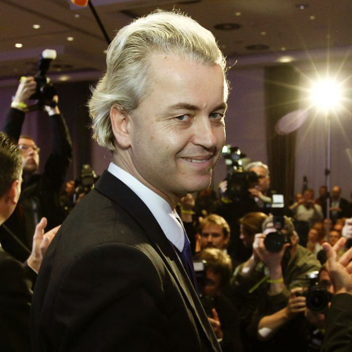 Geert Wilders - Europes pin-up boy for racial hatred