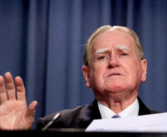 Fred Nile - Apparently the commandments dont apply in his party...