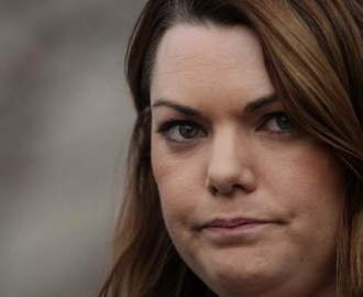 Sarah Hanson Young - Wants you to support the leader she won't Image - Fairfax