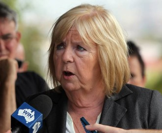 Noreen Hay - Dodging the hard questions Image - Illawarra Mercury