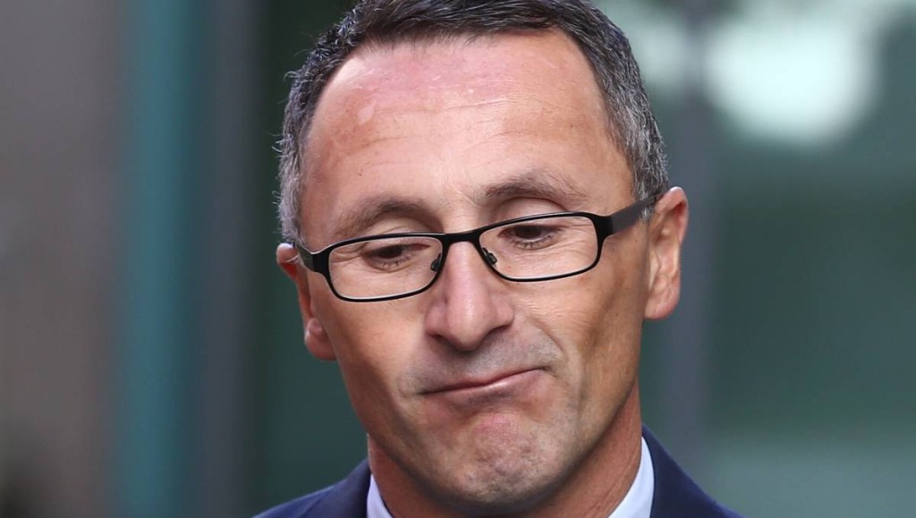 Richard Di Natale - Avoiding the tricky questions