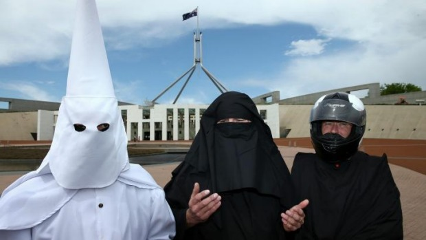 No law against idiots - Nick Folkes and friends Image - Fairfax