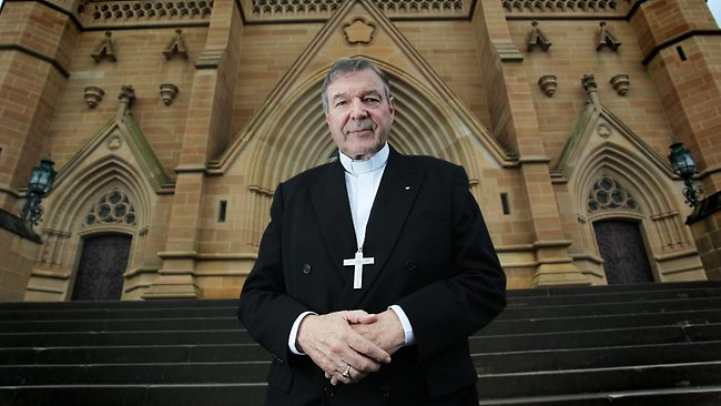 Chief Coward Pell Image - News Ltd