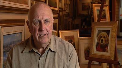 Hugh Gent, the Australian National Kennel Club CEO Image - ABC