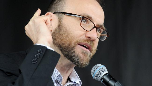 When Bandt is not earning money asa Phil Collins impersonator, some now suspect he is part of Abbott's failed Green Army Image -