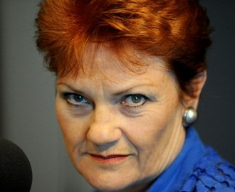 Pauline Hanson - Wants a Royal Commission Image - AAP